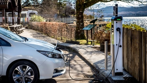 Nissan Ireland Is Hing About This Country S Electric Car Charging Network