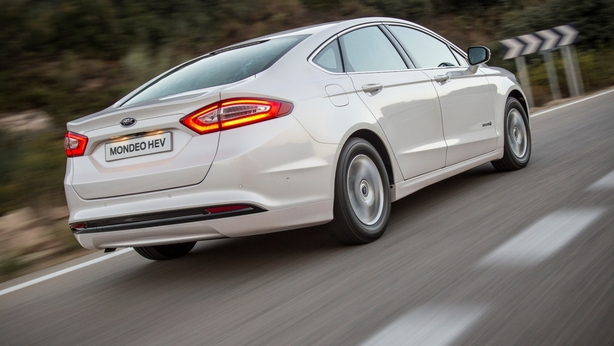 The next generation Mondeo may move away completely from its current shape and style
