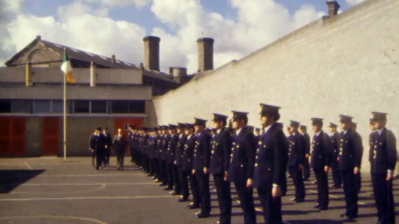 Prison Officers Passing Out (1978)