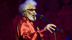 Sonny Rollins on stage in Barcelona, November 2012