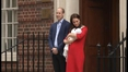 RTÉ News: Here he is - British royals show off new son