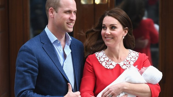 It's a boy! Baby joy for the Duke and Duchess of Cambridge