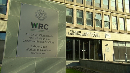 HSE management met the INMO and the PNA at the Workplace Relations Commission