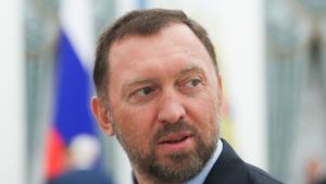 The US Treasury Department  said it would consider lifting sanctions if Russian aluminium tycoon Oleg Deripaska ceded control of Rusal