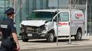 Van driver was named as Alek Minassian