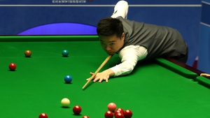 Ding Junhui suffered a surprise defeat against world number 59 Martin O'Donnell