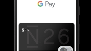 Ireland will be one of four countries where N26 will be rolling out Google Pay, with Belgium, Slovakia, and Spain also included