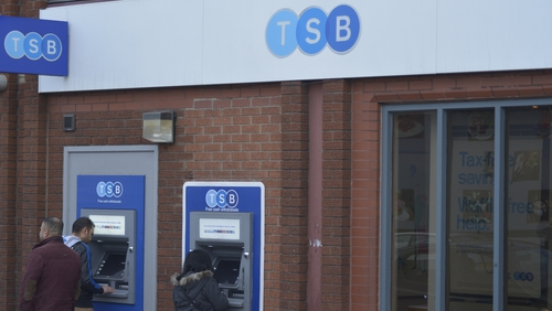 TSB said about 402 customers on Sunday were able to see data that they would not usually see online