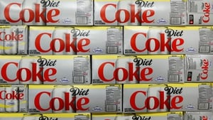 The launch of its popular low-calorie Diet Coke - helped the brand return to volume growth in the quarter.