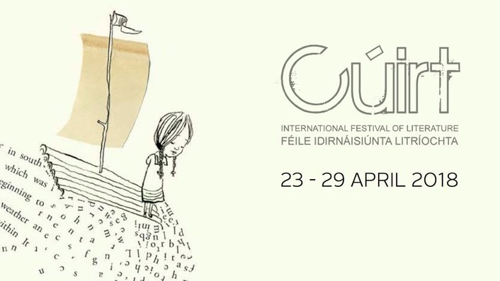 """""""Adventures In Ideas: The Essay Now"""", a discussion at Cúirt 2018"""