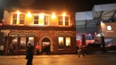 The incident happened outside the Albert pub beside Anfield