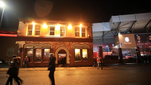 Irish Football Fan In A Critical Condition After Assault in Liverpool