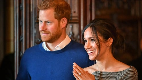 Prince Harry and Meghan Markle will wed on Saturday in London