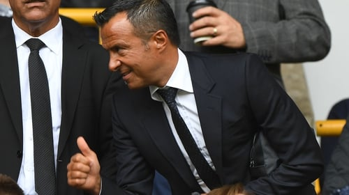 Wolves' links to Jorge Mendes not breaking rules, says EFL