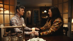 Maeve Higgins and Barry Ward in Extra Ordinary