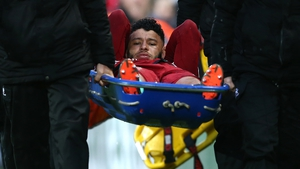 Alex Oxlade-Chamberlain will not be back in action until next season