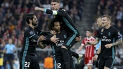 Marcelo equalised before Marco Asensio's winner