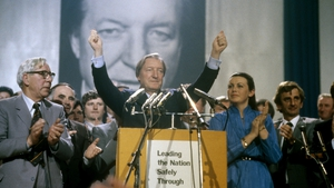 Charles Haughey's 1982 government lost power after just 8 months in office