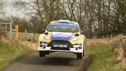 Easter Stages Rally