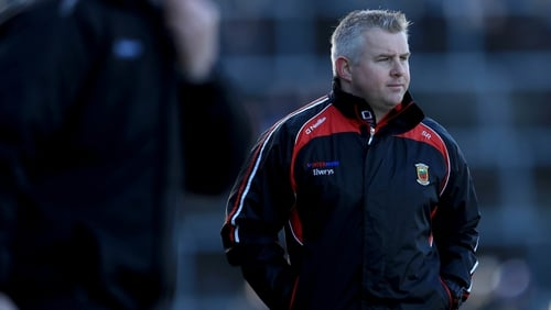 Rochford stepped down as Mayo manager in August following the county's failure to make the All-Ireland quarter-final Super 8 stage