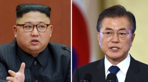 The two leaders will meet on Friday face to face for the first time