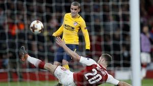 Antoine Griezmann scores a crucial equaliser