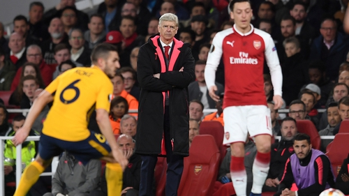 Arsene Wenger gifted Atletico Madird a late equaliser