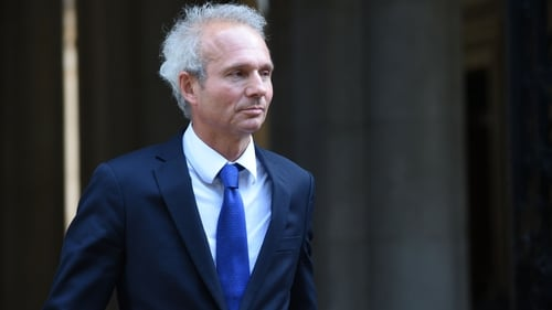 David Lidington held a number of meetings in Co Louth