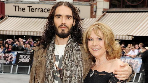 Russell Brand cancels gig after his mother is injured in horror hit-and-run
