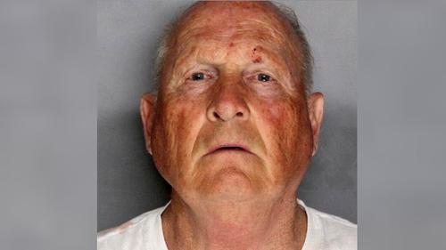 Joseph James DeAngelo is suspected of 12 murders in all