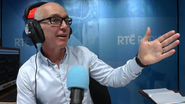 Ray D'Arcy on RTÉ Radio 1