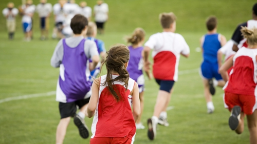 Sport can help young people's mental health