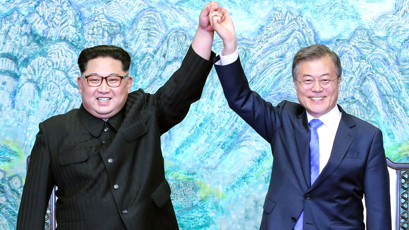 Resultado de imagem para korean leaders