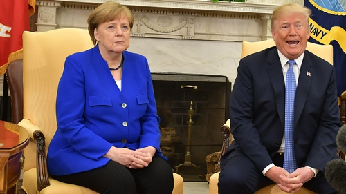 Merkel has stored up trouble with Trump by allowing surplus to grow