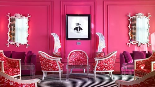 You can never have enough pink
