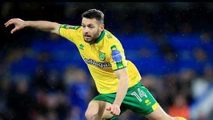 Wes Hoolahan played his last home with Norwich City