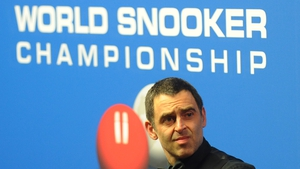 Ronnie O'Sullivan exited the tournament following the 13-9 defeat to victory