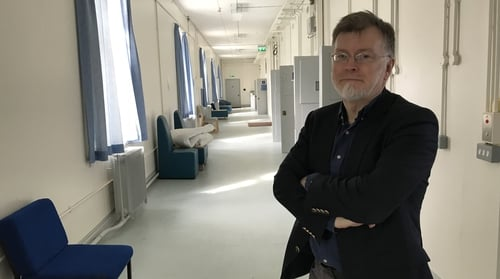 Professor Harry Kennedy has raised serious safety concerns