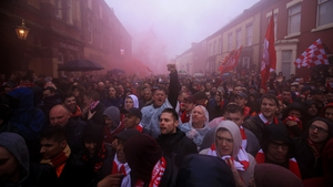 Reds fans have been warned about walking to the Stadio Olympico