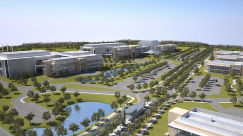 WuXi Biologics will build the 26-hectare campus on an IDA owned green field site at Mullagharlin outside Dundalk