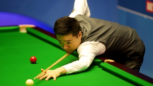 Ding won the tournament in 2013