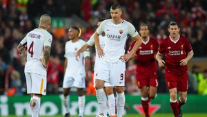 An early Roma goal could have a huge significance on the Champions League second-leg tie according to Dunphy