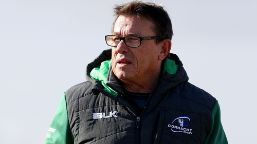 Connacht Set To Sack Head Coach Kieran Keane