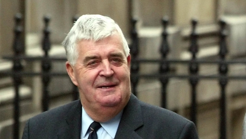 John Taylor is no longer a member of the UUP (File picture)