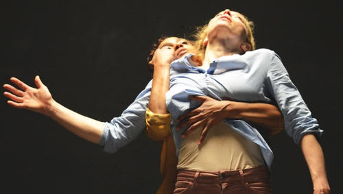 Liz Roche's WRoNGHEADED premiered at Dublin Dance Festival in 2018.
