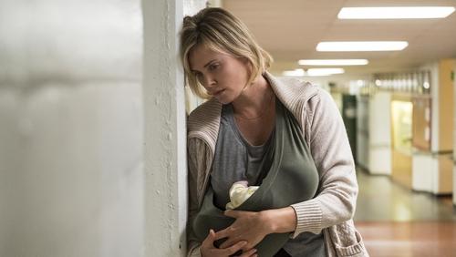 'Tully' takes close look at postnatal motherhood A RARE PORTRAIT