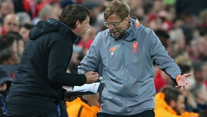 Buvac (l) has been Klopp's right-hand man for 17 years