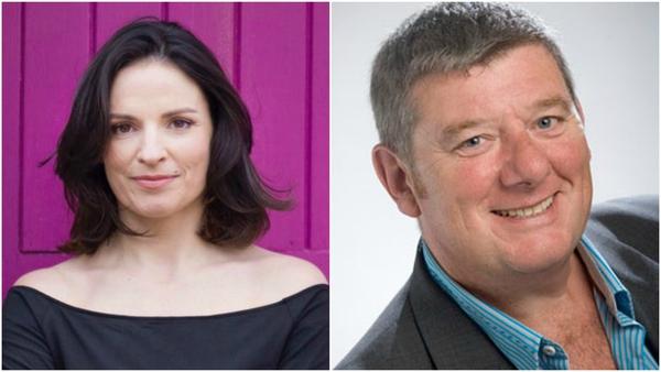 Ruth Smith and John Creedon will present the inaugural Irish Folk Awards this October
