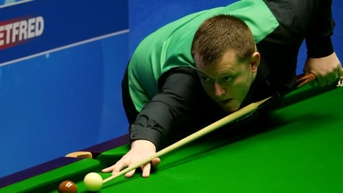 Judd Trump in quarter finals of World Snooker Championship