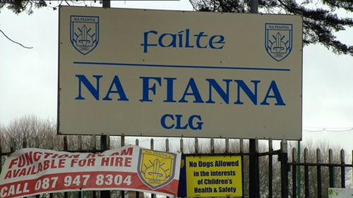 The current plan would see the new line run directly under the Na Fianna GAA grounds